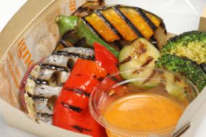 季節の8種のグリル野菜サラダ(単品)