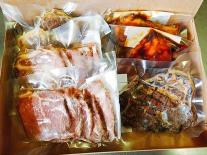 冷凍パック:お肉の詰め合わせセット